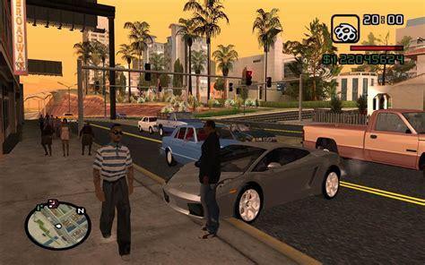 Grand Theft Auto grand theft auto san andreas