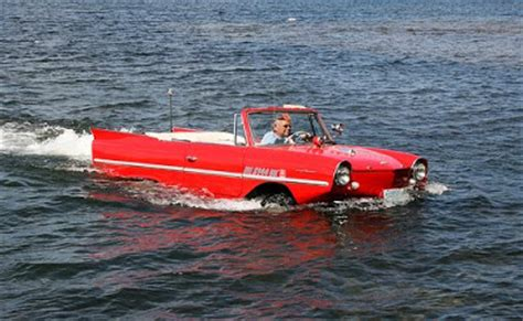 car boat from the 1960s silver age comics february 2011