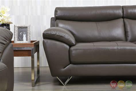 mid century modern grey sofa modern mid century 8049 neutral grey italian leather sofa