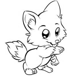 fox coloring book fox template animal templates free premium templates