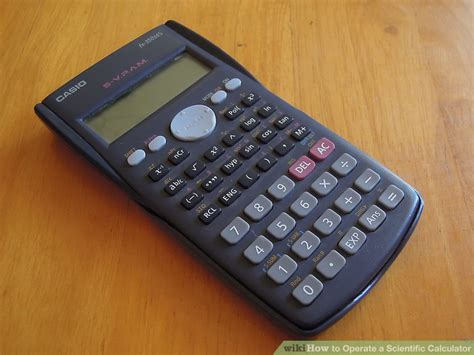 calculator x to the power of y how to operate a scientific calculator with pictures