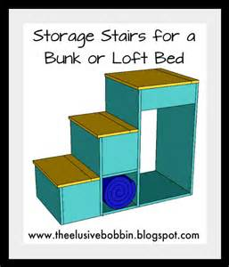 bunk beds with steps and storage white storage stairs for a bunk or loft bed diy