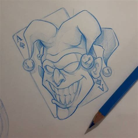 tattoo cartoon face different face but the idea is cool art pinterest