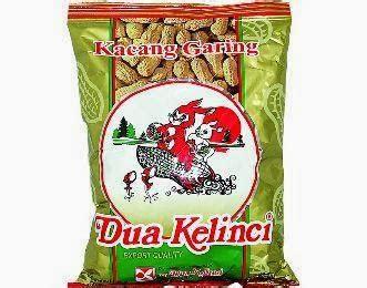 Dua Kelinci Kacang Garing 400gr Wwwtokopdeiacomtheharvestcorner produk makanan indonesia yang mendunia