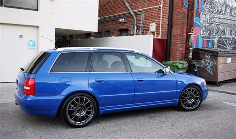audi b5 s4 modified audi b5 s4 avant one take