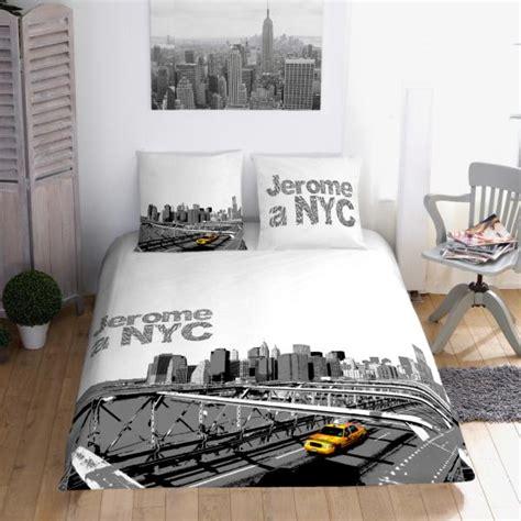 Couette Imprimée New York 2 Personnes by Couette New York 2 Personnes Ziloo Fr
