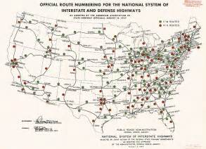 project 1947 map of interstate highways digital