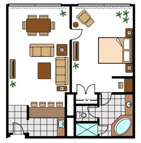 Basement In Law Suite Floor Plans deluxe luxury hotel suites in west las vegas suncoast