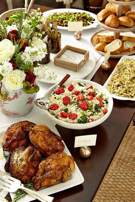 table lunch buffet how to set up a buffet on a dining table or sideboard