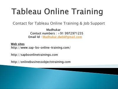 tableau tutorial training tableau training and certification tableau 10 desktop