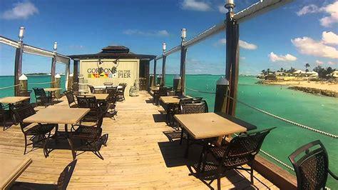 pier restaurant sandals royal bahamian gordon s on the pier restaurant