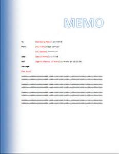 Memo Template Word 2010 by Cover Letter Sles Free Homecoming Hairstyles