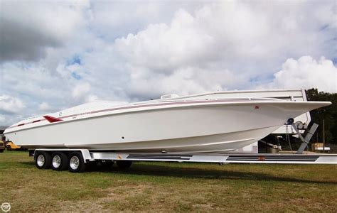 used fountain speed boats for sale used high performance fountain boats for sale 9 boats