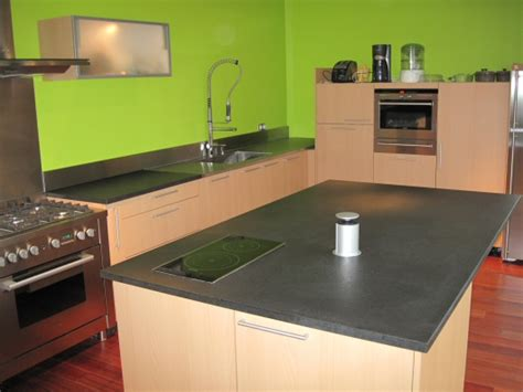 plan de cuisine en granit plan de travail de cuisine