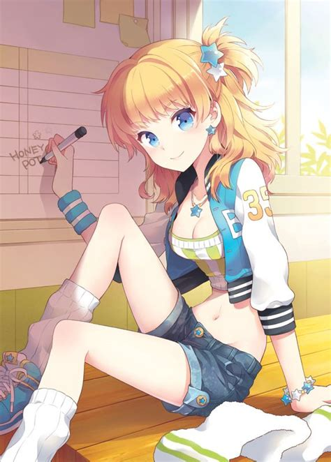 blonde anime schoolgirl 282 best anime obsessed images on pinterest witch