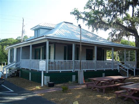 Cracker Cottage by St Augustine Cracker House Florida Cracker House