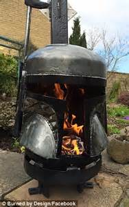 diy darth vader pit darth vader burner has been watched 10 million times daily mail