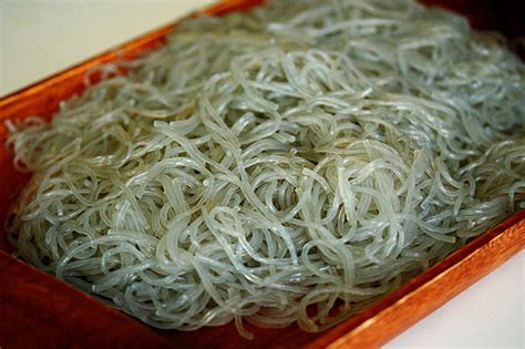 amazing delicious cheap glass noodles what a pane