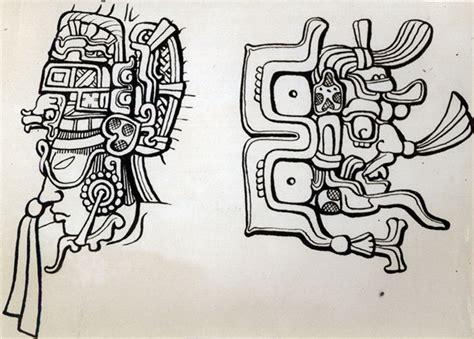 imagenes de jaguar maya dibujo maya jaguar imagui