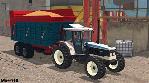 bossini 2 axes trailer v 1 0 farming simulator 2017