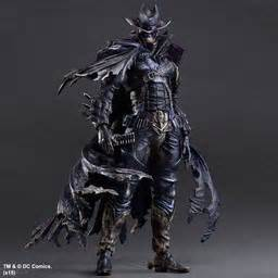 Play Arts Variant West Batman Ltd Color Ver dc universe batman play arts variant play arts