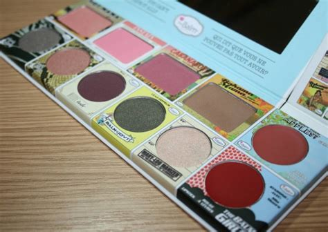 Murah The Balm In Thebalm Of Your Greatest Hits Volume 2 the balm in the balm of your greatest hits palette