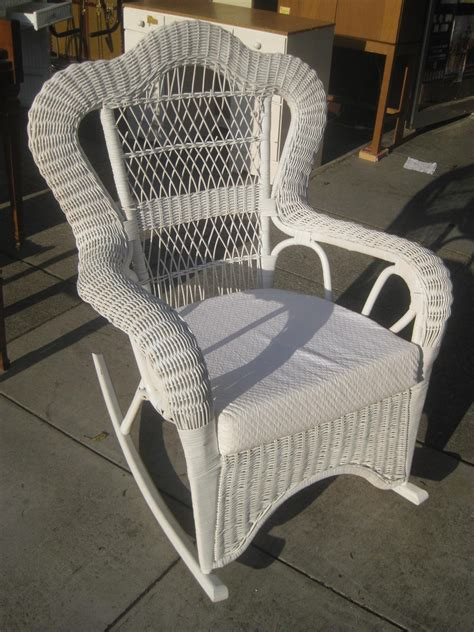 wicker bedroom chair uhuru furniture collectibles sold wicker bedroom