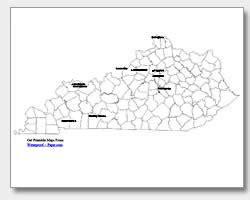 printable map kentucky application form blank application for the state of kentucky
