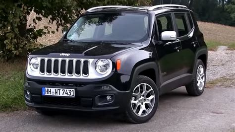 Jeep Renegade Hp by 2016 Jeep Renegade 1 4l Multiair 140 Hp Test Drive