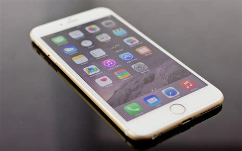 iphone 6 vs iphone 6 plus comparison review review pc advisor