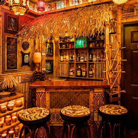 Home Interior Cowboy Pictures Home Tiki Bars Archives Tiki With Ray