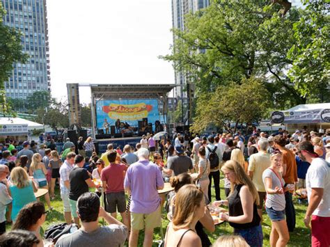 Chicago Events Calendar August 2017 Events Calendar For Things To Do In Chicago