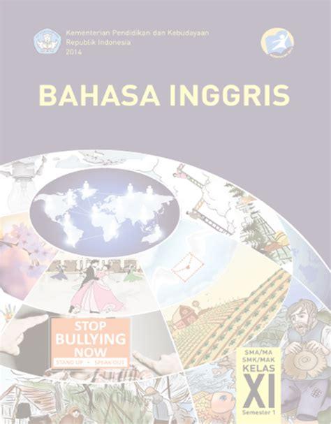 Buku Jelajah Inggris buku bahasa inggris kelas 11 kurikulum 2013