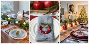 Christmas Table Decorations To Make At Home and friends this christmas get inspired to make your holiday table