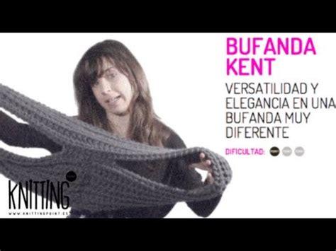 como usar la bufanda c 243 mo usar una bufanda kent de knitting point youtube