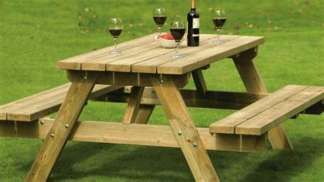 Wood Picnic Table Lowes Cool Lowes Wooden Picnic Table Excellent Stylish Wooden