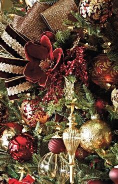 maroon christmas decorations burgundy and gold tree ideas www silkscapesindiana silk scapes