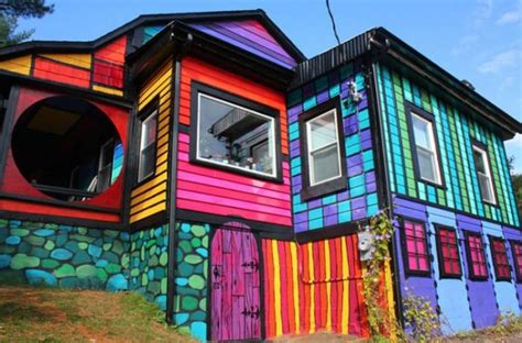 colorful buildings 15 most colorful buildings in the world