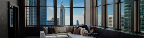 Is Staying At The Luxurious Towers by The Towers A Luxurious Stay In The Sky Lotte New York