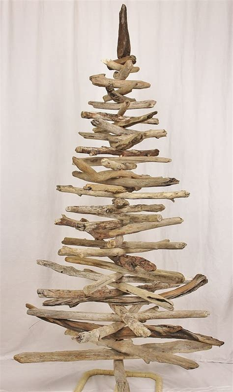 custom driftwood christmas tree by driftwood cactus