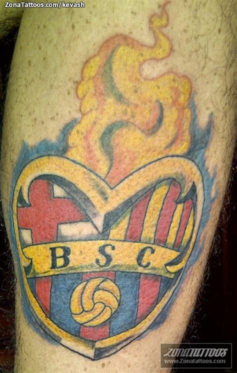 imagenes tatuajes barcelona 31 tatuajes del f 250 tbol club barcelona para hinchas cul 233 s