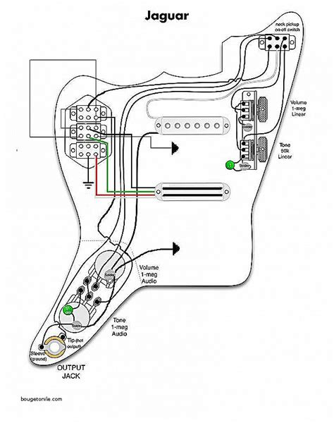 wiring diagram for fender squier images