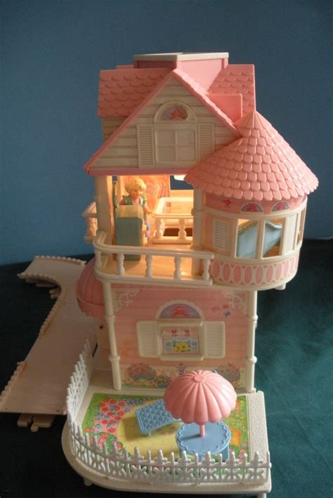 fisher price country kitchen vtg fisher price precious places 5162 country kitchen
