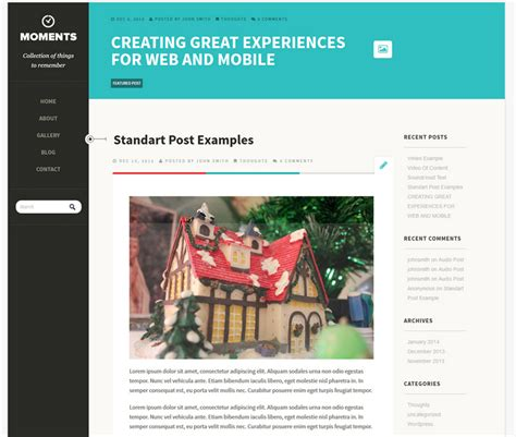 wordpress themes free vertical navigation 20 best free wordpress themes in 2015 premiumcoding