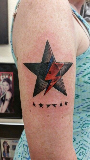 bowie tattoo 257 best images about david bowie tattoos on