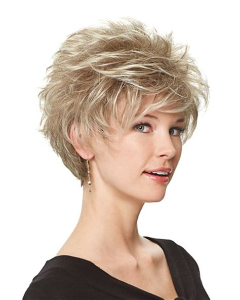 Shor Wigs For Women Over 60 | wigs for women over 40 50 60 short hairstyle 2013