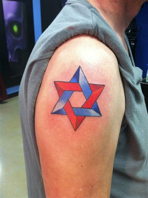 star of david tattoo designs 35 amazing of david tattoos pictures and designs
