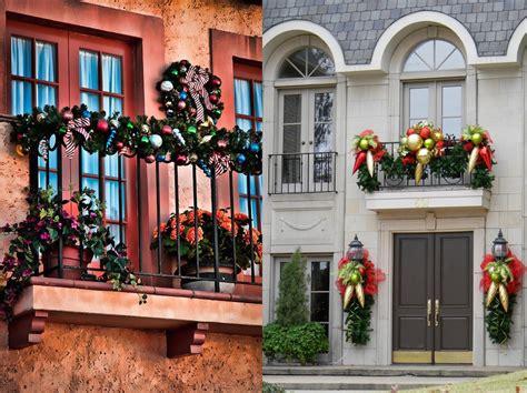 christmas at the balcony 17 refreshing balcony decor ideas interior god