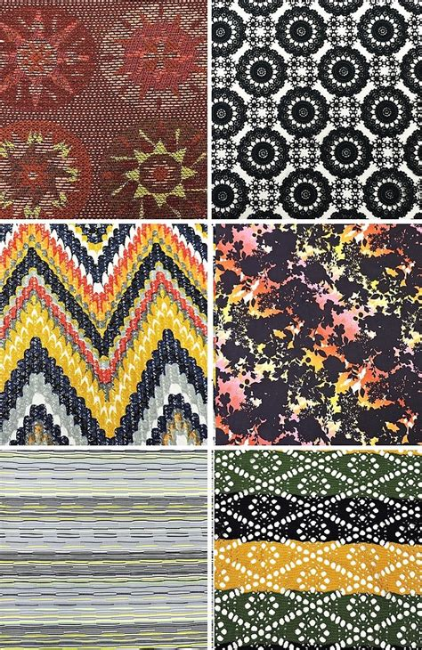 fabric design trends 2017 sourcing fabric textile trends california apparel news