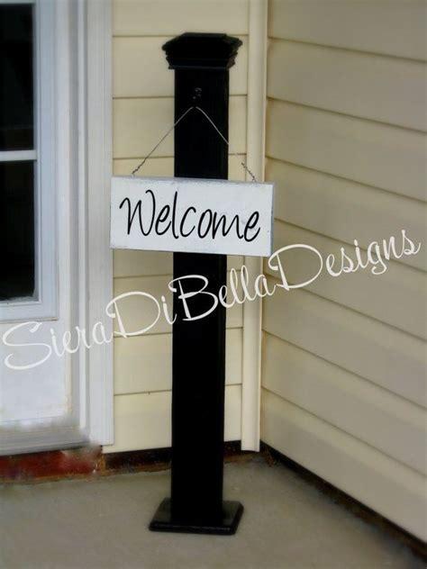 Decorative Sign Posts by Sale Gorgeous Custom Decorative Wood Porch Post